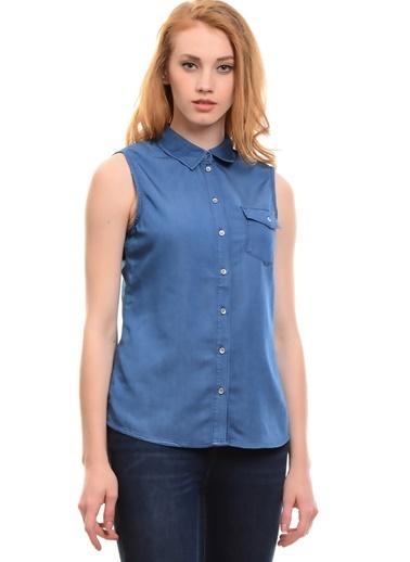 Only Gömlek Mavi